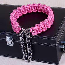 Load image into Gallery viewer, High Quality Braided Dog Collar - Dog Nation