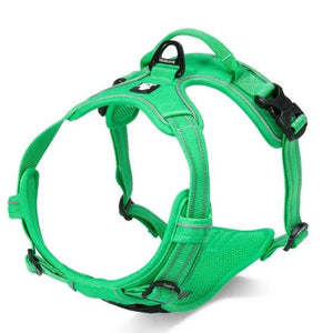 No Pull Dog Harness Adjustable Reflective Small to Large Dogs - Dog Nation