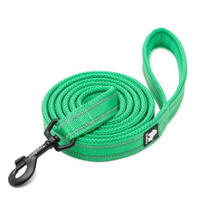 Load image into Gallery viewer, Long Dog Leash Soft Padded Strong Reflective Nylon 200cm - Dog Nation