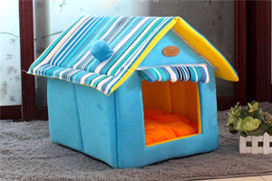 Luxury Foldable Dog House - Dog Nation