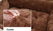 Load image into Gallery viewer, Soft Fleece Dog Bed All Sizes - Dog Nation
