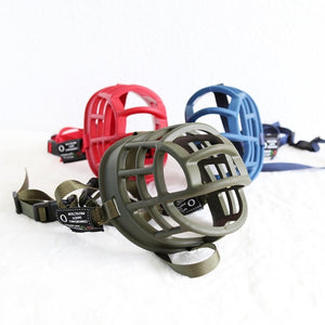 Dog Muzzle for Medium Large Dogs Soft Durable Silicone - Dog Nation