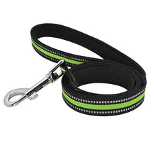 Load image into Gallery viewer, 120cm Reflective Nylon Dog Leash - Dog Nation