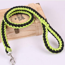 Load image into Gallery viewer, 1.2m Hand-knitted Nylon Dog Leash for Medium to Large Dogs