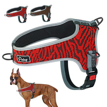 Load image into Gallery viewer, Adjustable Nylon Dog Harness For Medium to Large Dogs - Dog Nation