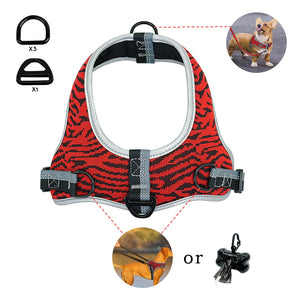 Adjustable Nylon Dog Harness For Medium to Large Dogs - Dog Nation