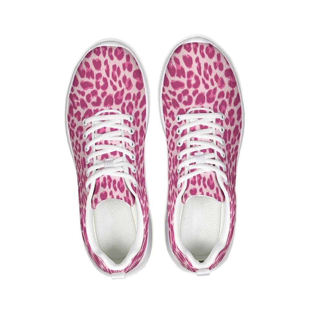 Animal Print Pink Combo Athletic Shoe