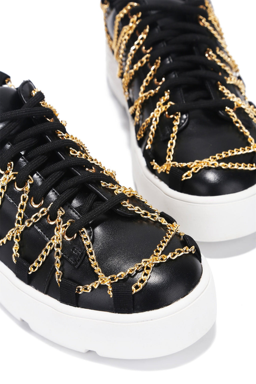 MISFIT LIVING MY DREAM SNEAKERS-BLACK