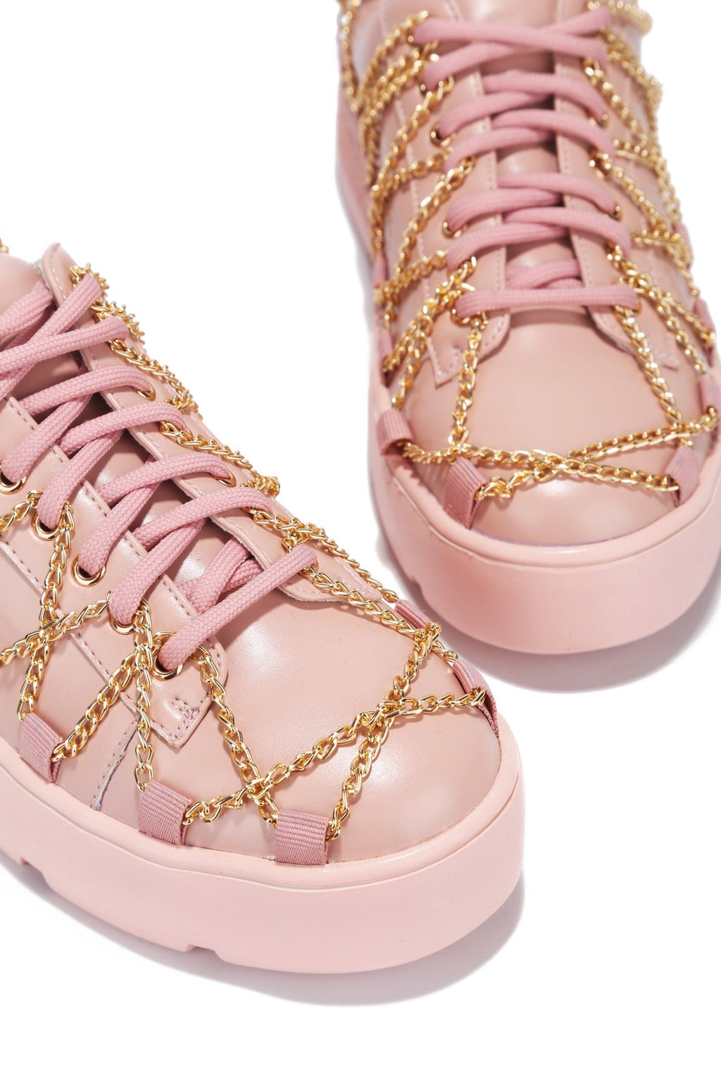 MISFIT LIVING MY DREAM SNEAKERS-BLUSH