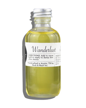 Wanderlust Bath & Body Oil