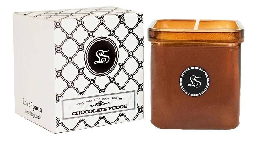 CHOCOLATE FUDGE SOY CANDLE