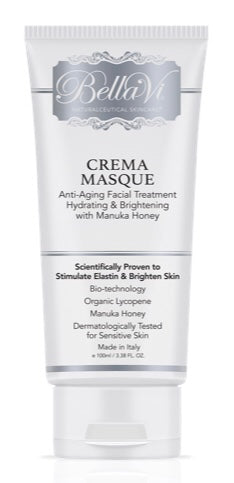 Crema Masque Anti-aging Facial Treatment