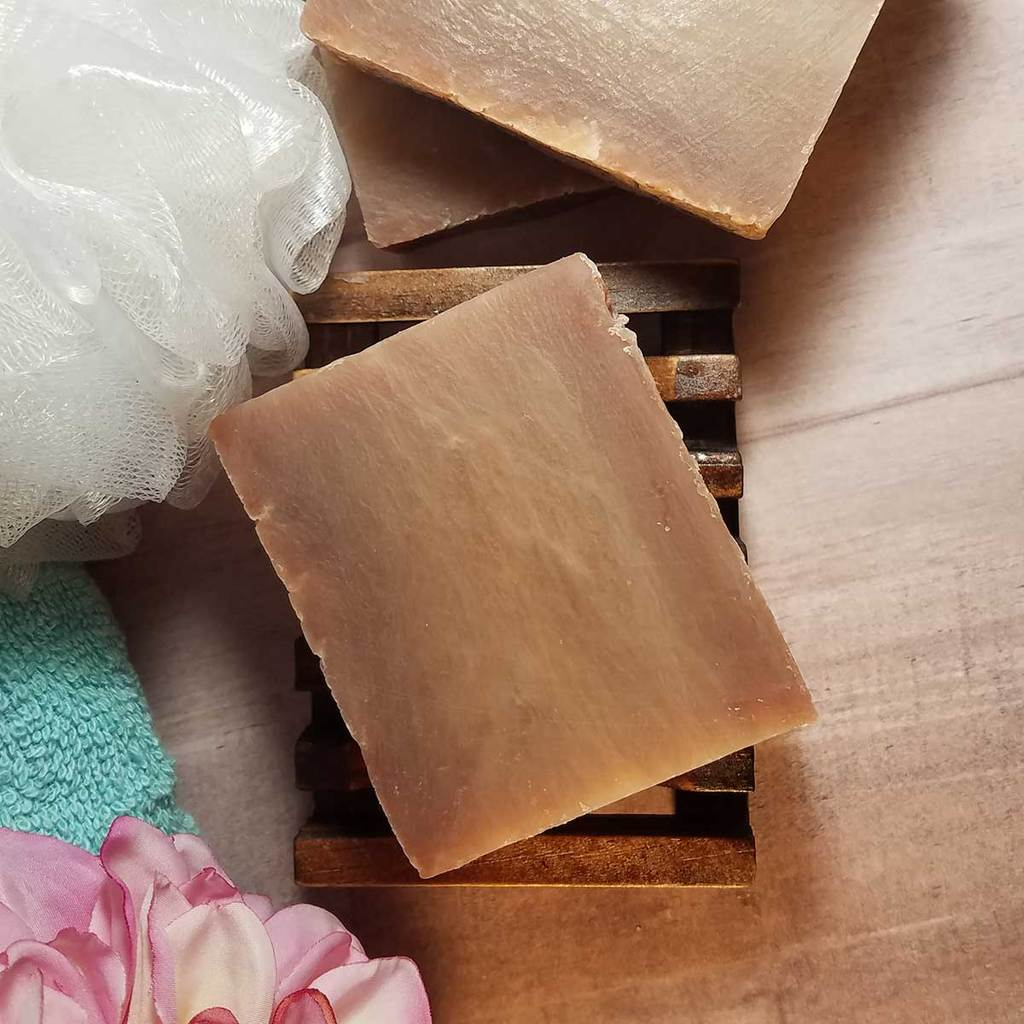 All Natural Coconut Handmade Soap