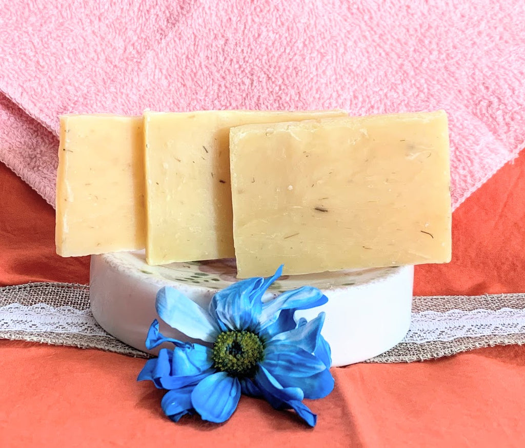 Lemongrass Wholesale Soap Bars