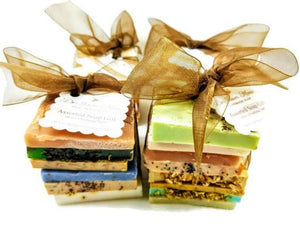 Vegan Soap/Soap Sampler/Soap Samples/Soap