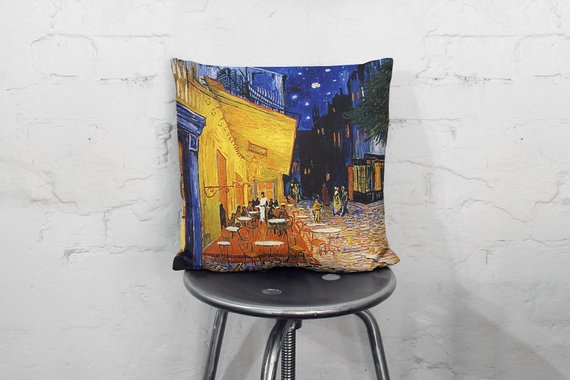 Van Gogh Cafe Terrace Van Gogh Art Decorative