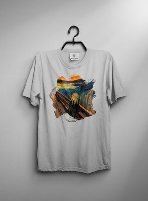 Munch Scream Munch Shirt Munch Painting Munch