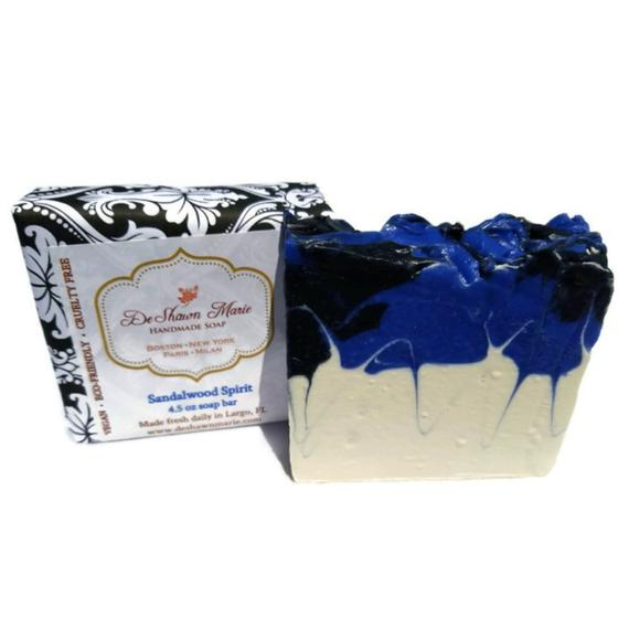 Sandalwood Spirit Handmade Soap