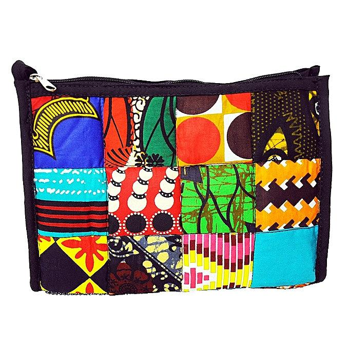 Kitengi Handmade Toiletry Bag