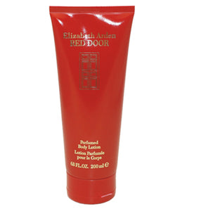 RED DOORBODY LOTION 6.8 oz / 200 ml