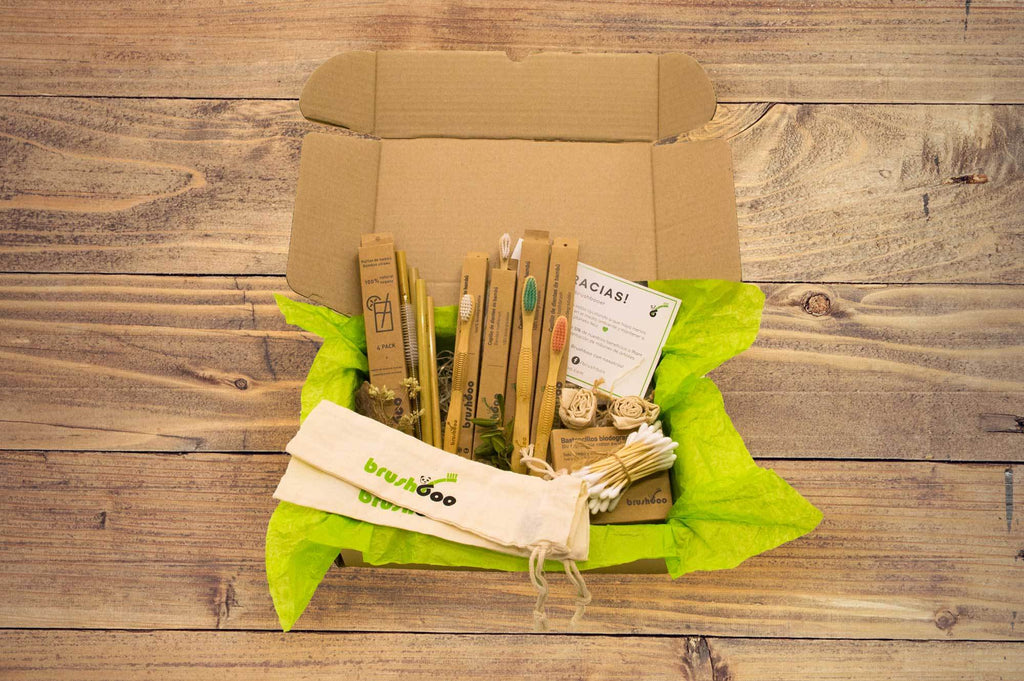 Eco Packs - Sustainable Home