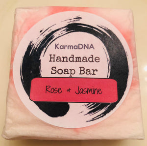 Soap Box - Variety Handmade Soap Bars with Essential Oils - Set of 3