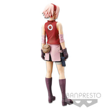Load image into Gallery viewer, Banpresto NARUTO SHIPPUDEN GRANDISTA -SHINOBI RELATIONS- HARUNO SAKURA