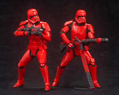 Kotobukiya ARTFX+ STAR WARS: THE RISE OF SKYWALKER Sith Trooper 2Pack 1/10 Figure