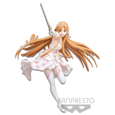 Banpresto SWORD ART ONLINE: ALICIZATION WAR OF UNDERWORLD ESPRESTO EST - DRESSY AND MOTIONS- ASUNA THE GODDESS OF CREATION STACIA