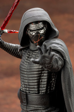 Kotobukiya ARTFX+ Star Wars Kylo Ren The Rise of Skywalker Ver.