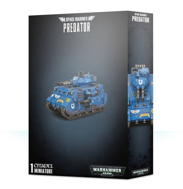 Games Workshop Space Marine Predator 2019