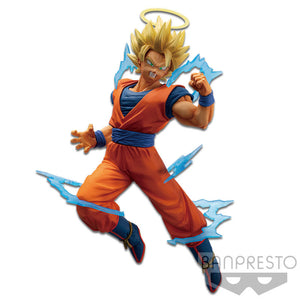 BANPRESTO Dragon Ball Z Son Goku Super Saiyan 2