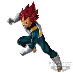 BANPRESTO Dragon Ball Super Super Saiyan God Vegeta