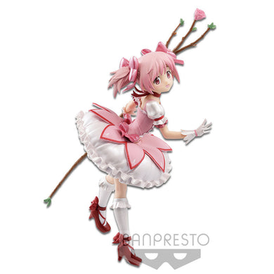 Banpresto PUELLA MAGI MADOKA MAGICA: THE MOVIE REBELLION EXQ FIGURE~MADOKA KANAME SPECIAL COLOR VER.