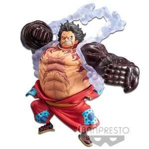 Banpresto ONE PIECE KING OF ARTIST THE MONKEY.D.LUFFY GEAR4 -WANOKUNI-