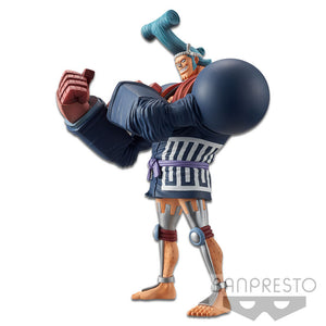 Banpresto ONE PIECE DXF ~THE GRANDLINE MEN~ WANOKUNI VOL.8 Franky