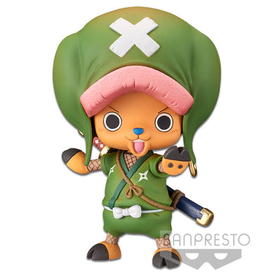 Banpresto ONE PIECE DXF ~THE GRANDLINE MEN~ WANOKUNI VOL.8 TONY TONY. CHOPPER