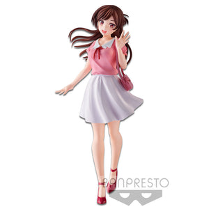 Banpresto RENT-A-GIRLFRIEND CHIZURU MIZUHARA FIGURE