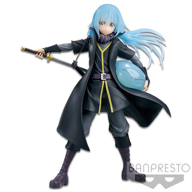Banpresto THAT TIME I GOT REINCARNATED AS A SLIME ESPRESTO -CLEAR MATERIALS-DEMON RIMURU TEMPEST