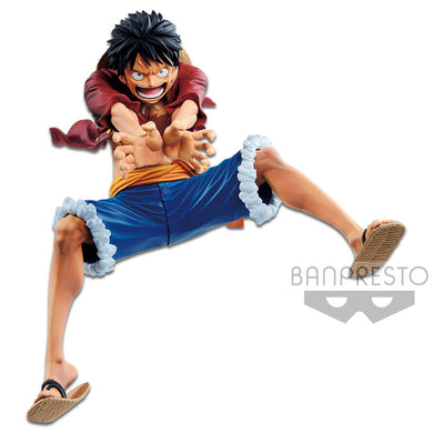 Banpresto One Piece Maximatic the Monkey D. Luffy II