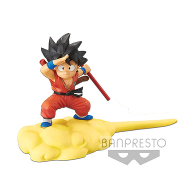 Banpresto Dragon Ball Goku and Flying Nimbus Ver. A