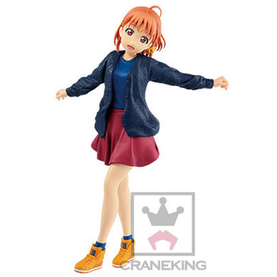 Banpresto LOVE LIVE! SUNSHINE!! EXQ FIGURE Chika Tamaki 2nd