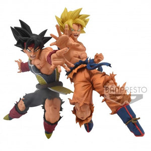 Banpresto DRAGON BALL SUPER DRAWN BY TOYOTARO!! - FATHER-SON KAMEHAMEHA Set