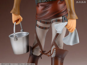 BRAVE-ACT Attack on Titan Eren Yeager Cleaning Edition