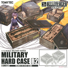 Load image into Gallery viewer, Tomytec LittleArmory Military Hard Case B2
