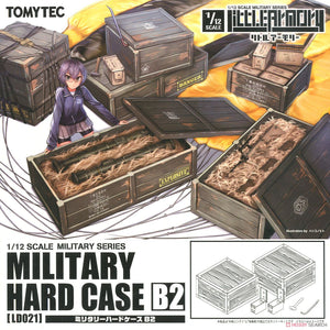 Tomytec LittleArmory Military Hard Case B2