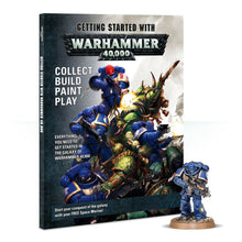 Load image into Gallery viewer, Games Workshop Getting Started with Warhammer 40k