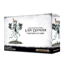 Load image into Gallery viewer, Games Workshop Nighthaunt Lady Olynder