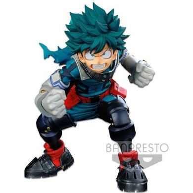 Banpresto My Hero Academia World Figure Colosseum Modeling Academy Super Master Stars Piece The Izuku Midoriya