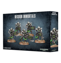 Load image into Gallery viewer, Games Workshop Necron Immortals/Deathmarks 2017